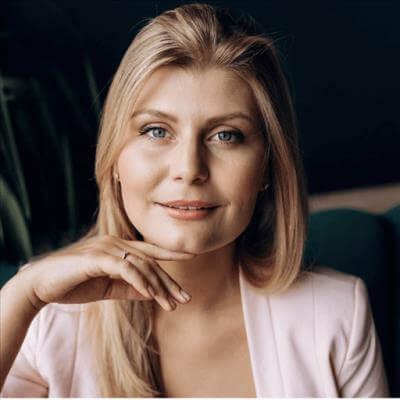 Катерина Мартышева Семейный психотерапевт Киев
