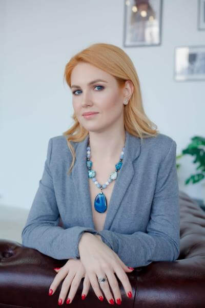 Алена Леонтьева Семейный психолог Иркутск