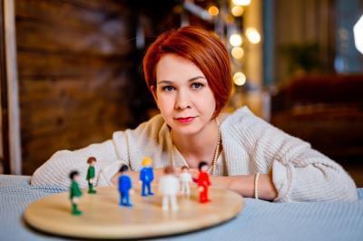 Ольга Хафизова Семейный психолог Уфа