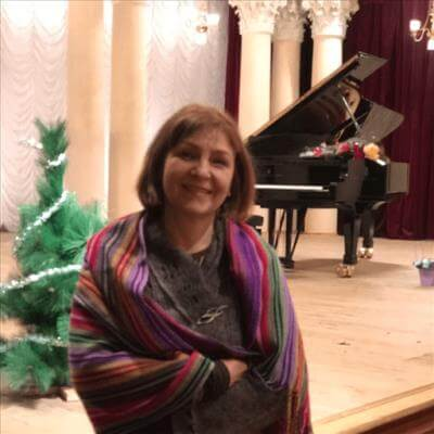 Кира Иванилова Семейный психолог Киев