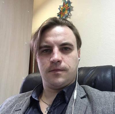 Игорь Саморуков Семейный психолог Санкт-Петербург