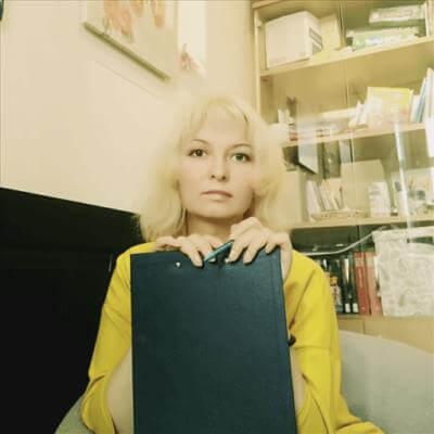 Вероника Золотова Детский и подростковый психотерапевт Москва