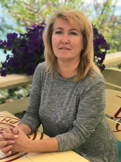 Элла  Гаплик Семейный психотерапевт Одесса