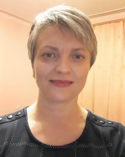 Галина  Вус Психотерапевт Львов