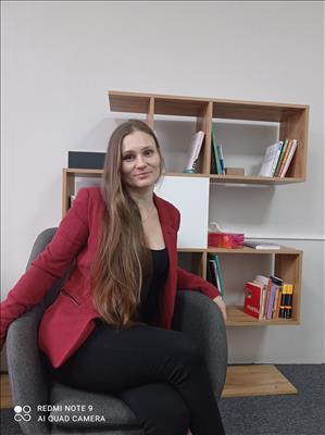 Ирина Каратаева Детский и подростковый психотерапевт Днепр