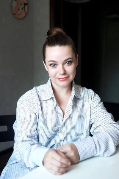 Екатерина Озаренкова Психолог Нижний Новгород