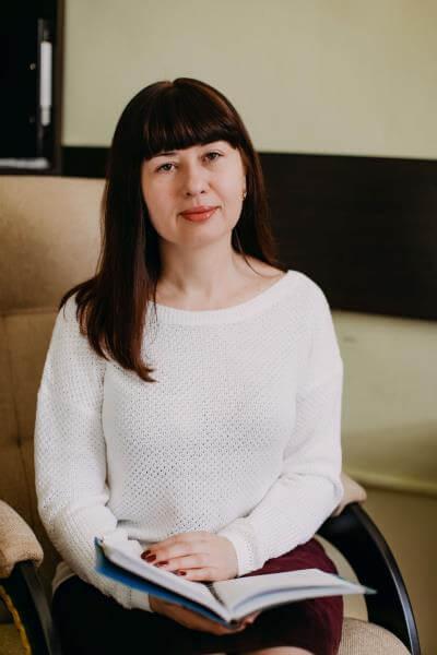 Елена  Гладун Психолог Комсомольск-на-Амуре