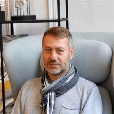 Дмитрий Ларенков Семейный психотерапевт Москва