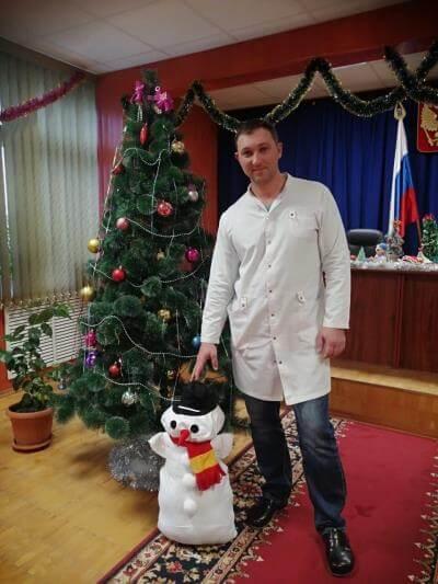 Алексей  Шостак  Психотерапевт Саратов