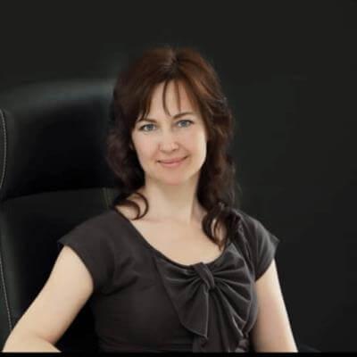 Ольга Полях Семейный психоаналитик Днепр