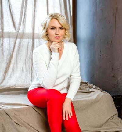 Наталия Сосновенко Психотерапевт Киев