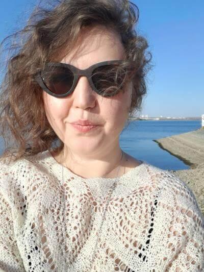 Олеся Шмарловская Психолог Санкт-Петербург