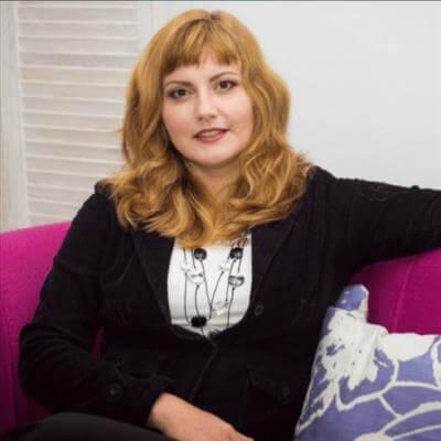 Юлия  Махова  Психоаналитик Киев