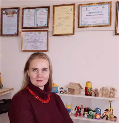 Виктория   Ямкова Детский и подростковый психотерапевт Днепр