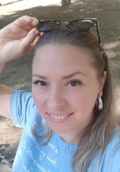 Вероника Ладхари Психотерапевт Одесса