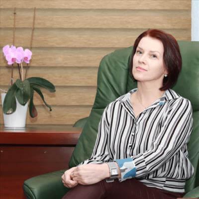 Лиля  Гринь Психолог Киев