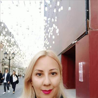 Ольга Кускова Психолог Москва