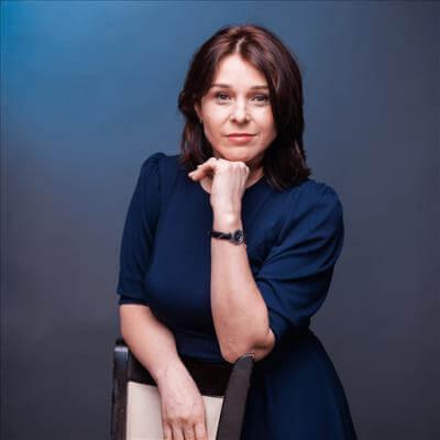 Анна Харлампова Психотерапевт Киев