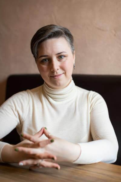 Анастасия  Зыкова Семейный психолог Нижний Новгород