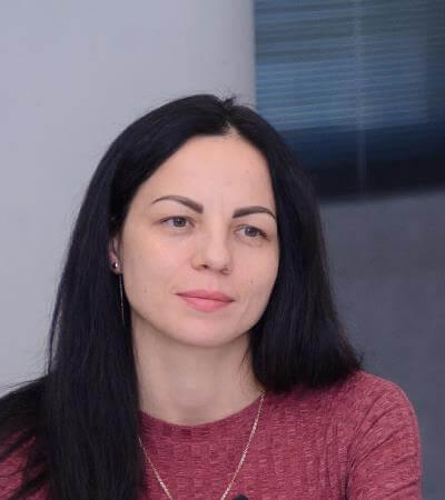 Елена  Лукаш Психотерапевт Харьков
