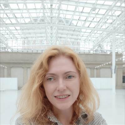 Оксана Таран Семейный психолог Киев