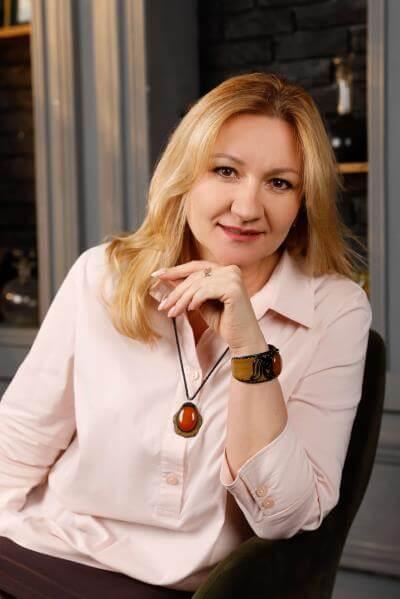 Елена Кириченко Психоаналитик Киев