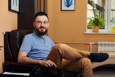 Олег Немыкин Сексолог Санкт-Петербург
