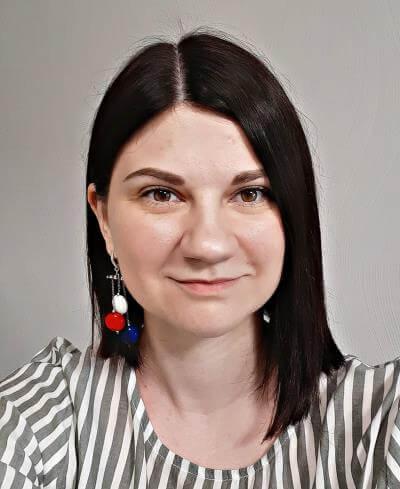 Оксана Бутова Психолог Курск
