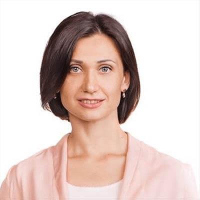 Ольга Родионова Семейный психотерапевт Киев