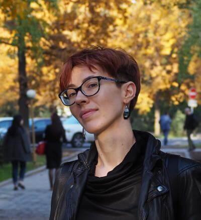 Юлия Рыбальченко Психолог Москва