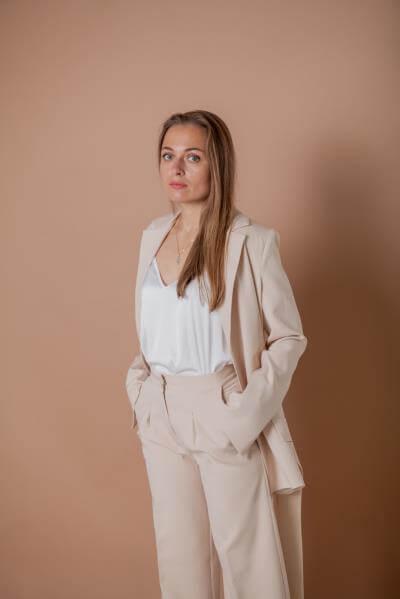 Мария Демура  Психолог Зеленоград