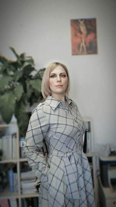 Анна Донич  Детский и подростковый психолог Иркутск