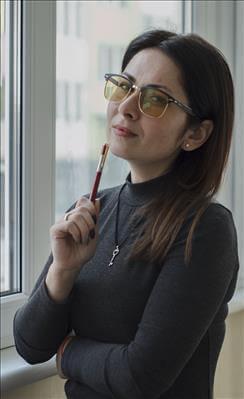 Дарья Шапошник-Доминская Семейный психолог Киев