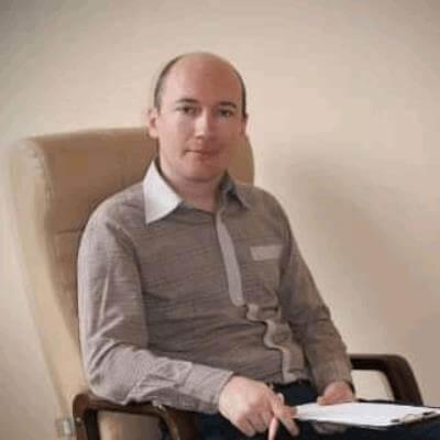 Виталий Коверзень Семейный психолог Днепр