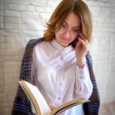 Марія Жолтикова Детский и подростковый психолог Киев