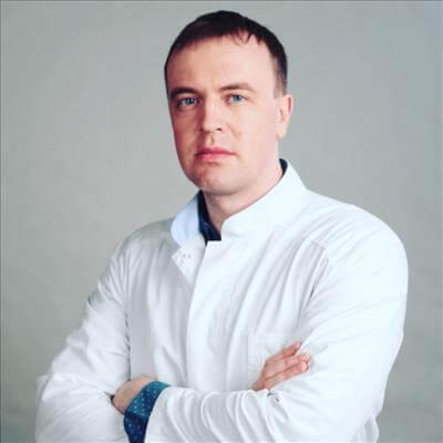 Дмитрий Есин Психиатр Томск