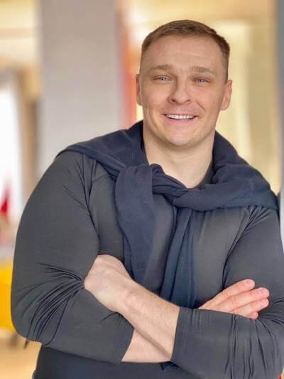 Антон Цебро Психотерапевт Харьков