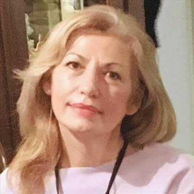 Лучия  Хахалкина Психоаналитик Киев