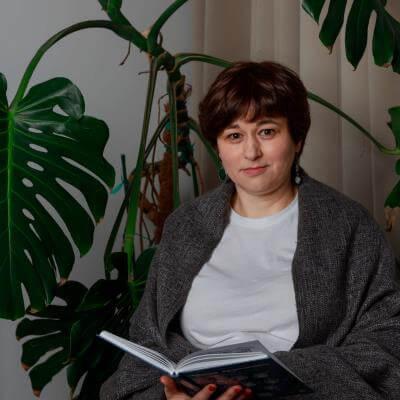 Ольга Крутова Психотерапевт Москва