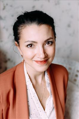 Галия Фагамиева Психолог Пермь