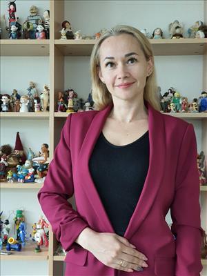 Эльвира Грац Семейный психолог Владивосток