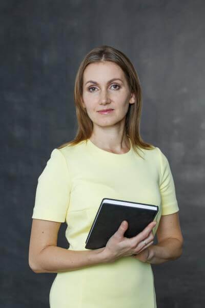 Ольга Жеребцова Психолог Красноярск