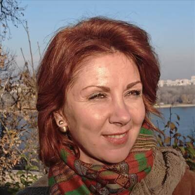 Анастасия Гебдовская Психоаналитик Киев
