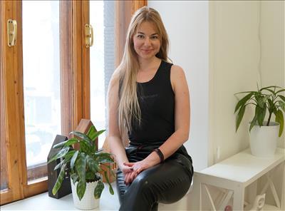 Александра Дацко Сексолог Киев