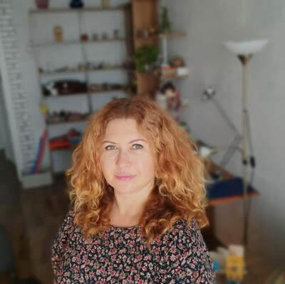 Анжела Тимшина  Психоаналитик Киев