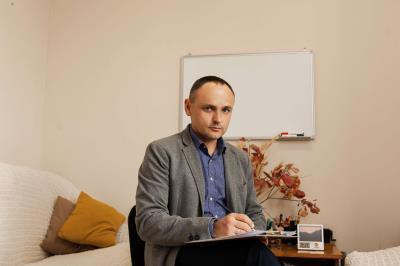 Олег Полещук Семейный психотерапевт Симферополь