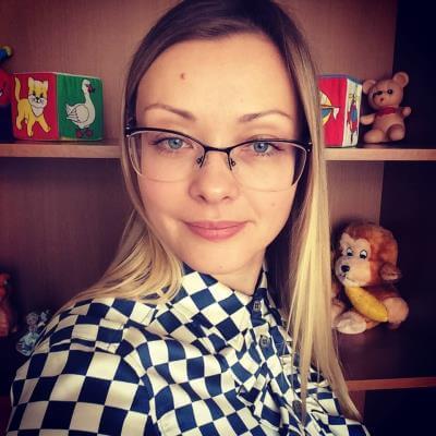 Анна Лушпа Психолог Уфа