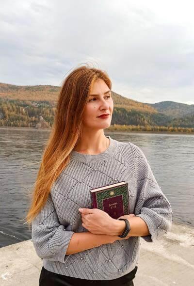 Надежда Петрик Семейный психолог Красноярск