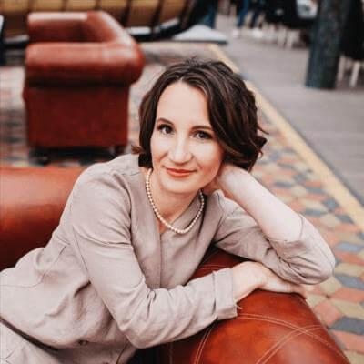 Ольга Стрижеус Перинатальный психолог Киев