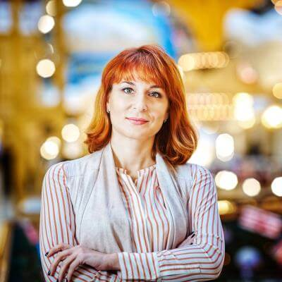 Анна Легких Психолог Владивосток